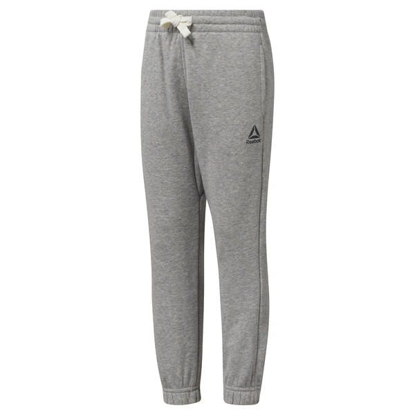 Boys Training Essentials French Terry Pant Grey DM5155