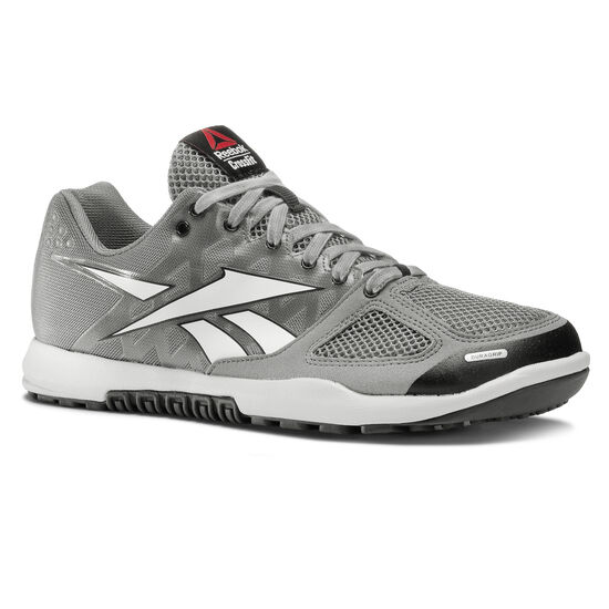 Reebok - Reebok CrossFit Nano 2.0 Tin Grey/White/Black/Gravel J99451