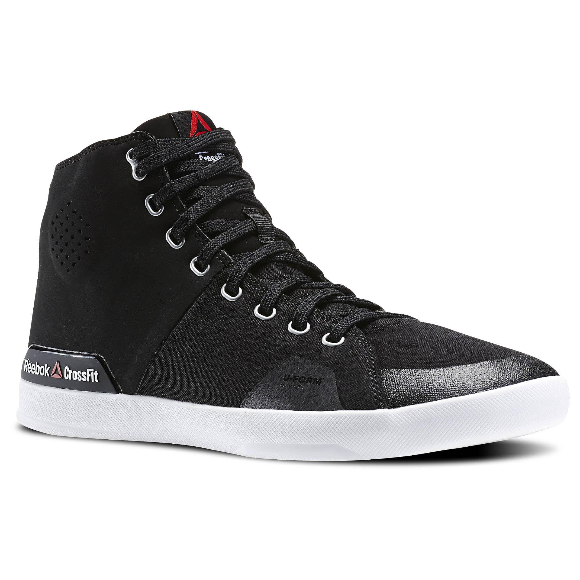 Reebok Women's CrossFit Lite Low TR Canvas Training Shoes - Black Black C76h2033