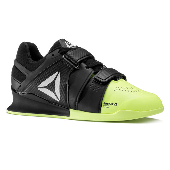 Reebok - Reebok Legacy Lifter Black/Electric Flash/Black/White BS8219