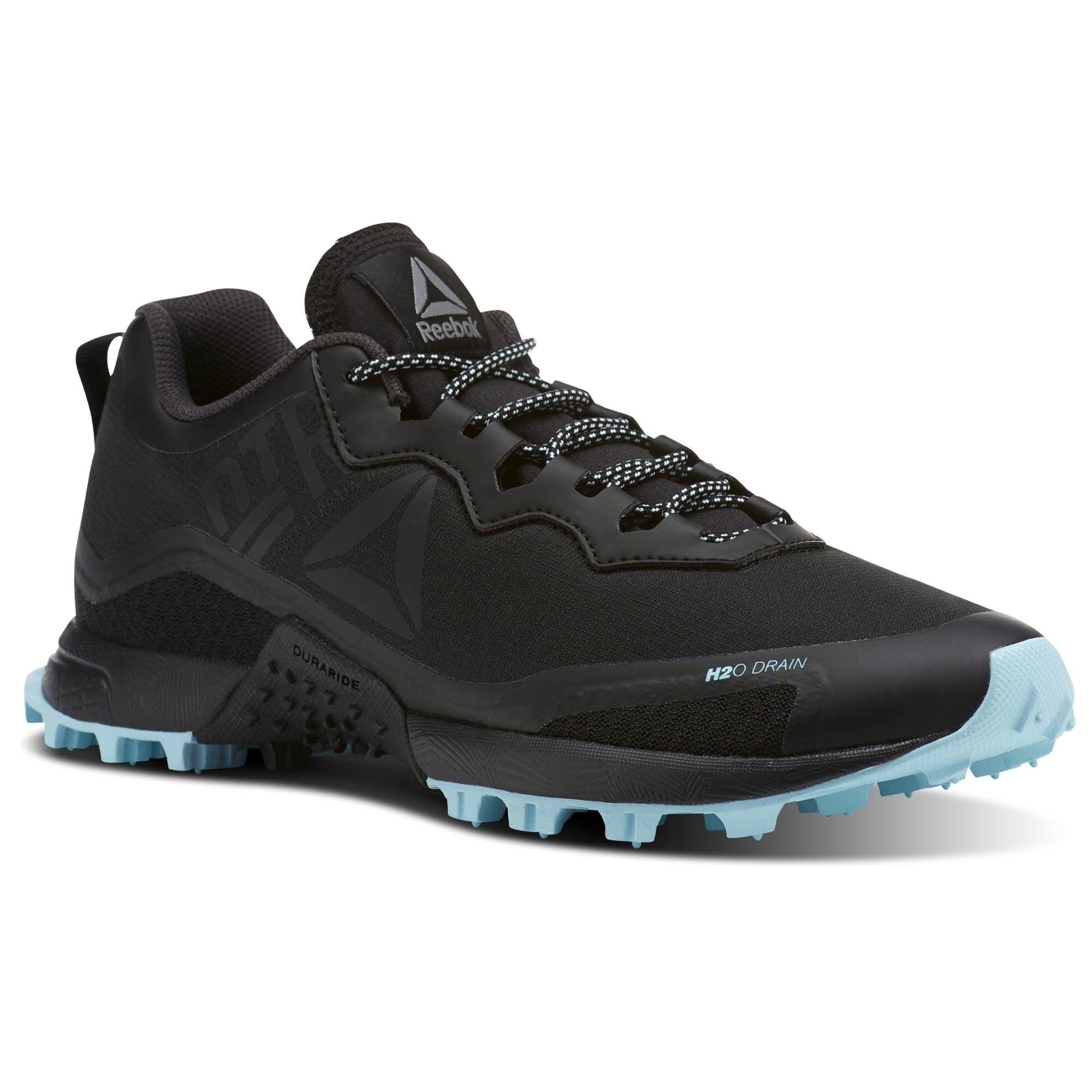 Reebok ALL TERRAIN CRAZE - Chaussures de running noir 8LhmotUqRP