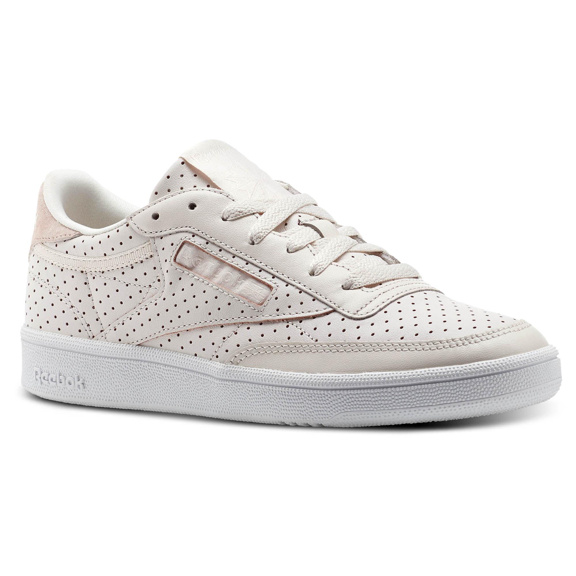Womens Club C 85 FVS Ps Desert Low-Top Sneakers Reebok sxyIyLp