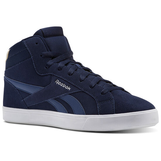 Reebok - Reebok Royal Complete 2MS Washed Blue/Colegiate Navy/Stucco/White CM9633