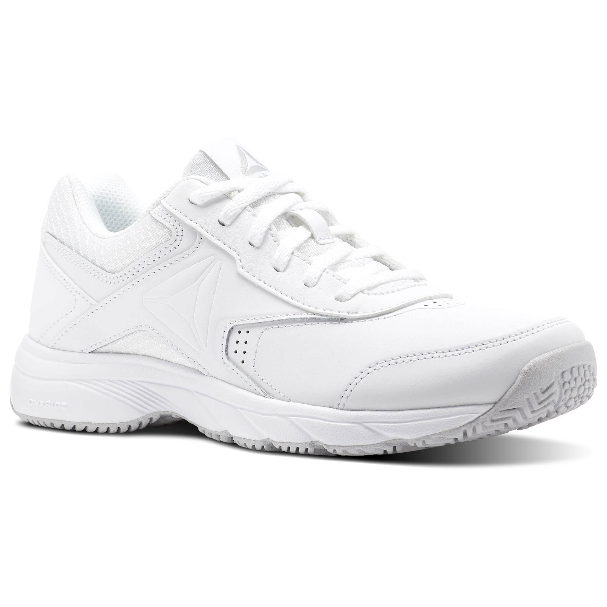 Reebok - Reebok Work N Cushion 3.0 White/Steel BS9525. Read all 25 reviews.  Women Walking