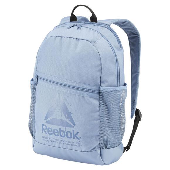 Reebok - Style Foundation Active Backpack Blue Slate CZ9770