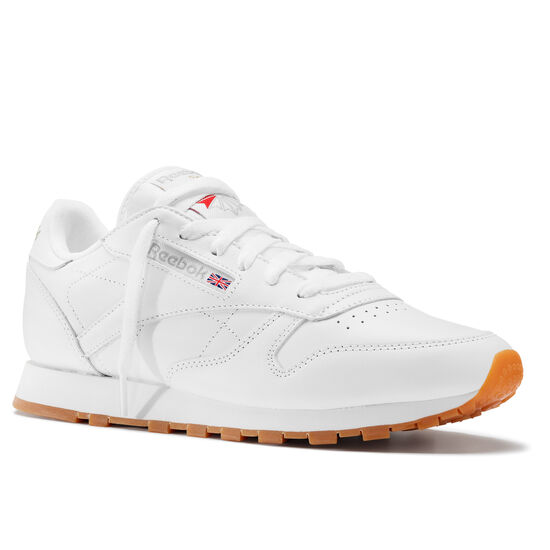 Reebok - Classic Leather Intense White/Gum 49803