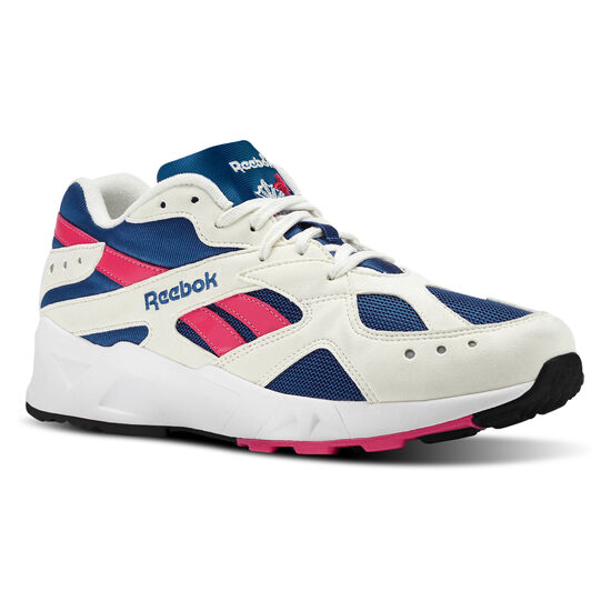 Reebok - Reebok Aztrek Og-Chalk/Collegiate Royal/Bright Rose/White CN7068