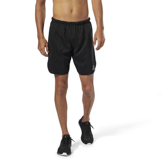 Reebok - Running 18 cms Woven Shorts Black CY4683