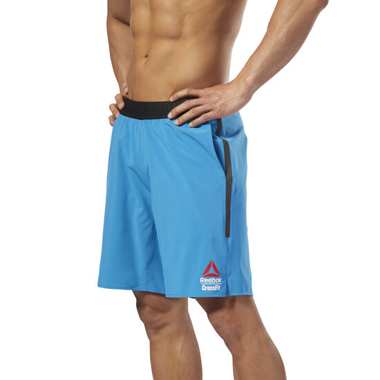 Reebok - Reebok CrossFit Speed Shorts - Games Mendota Blue CY4951