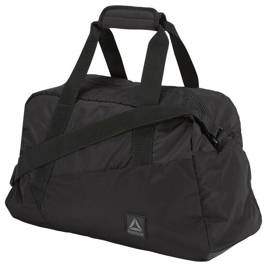 Reebok - Grip Duffle Bag Black/Medium Grey CE2724