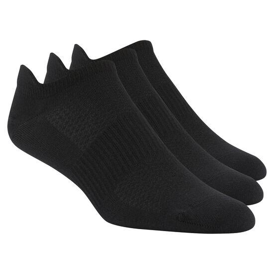 Reebok - Reebok CrossFit Women's Inside Thin Socks Black / Black / Black CZ9931