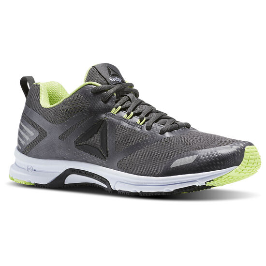 Reebok - Ahary Runner Ash Grey/Electric Flash/Silver/White BS8387