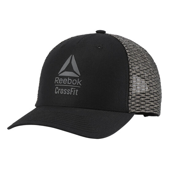 Reebok - Reebok CrossFit Lifestyle Cap Black CZ9887
