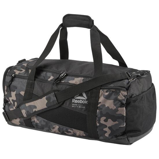 Reebok - Graphic Duffle Bag Black CV4158