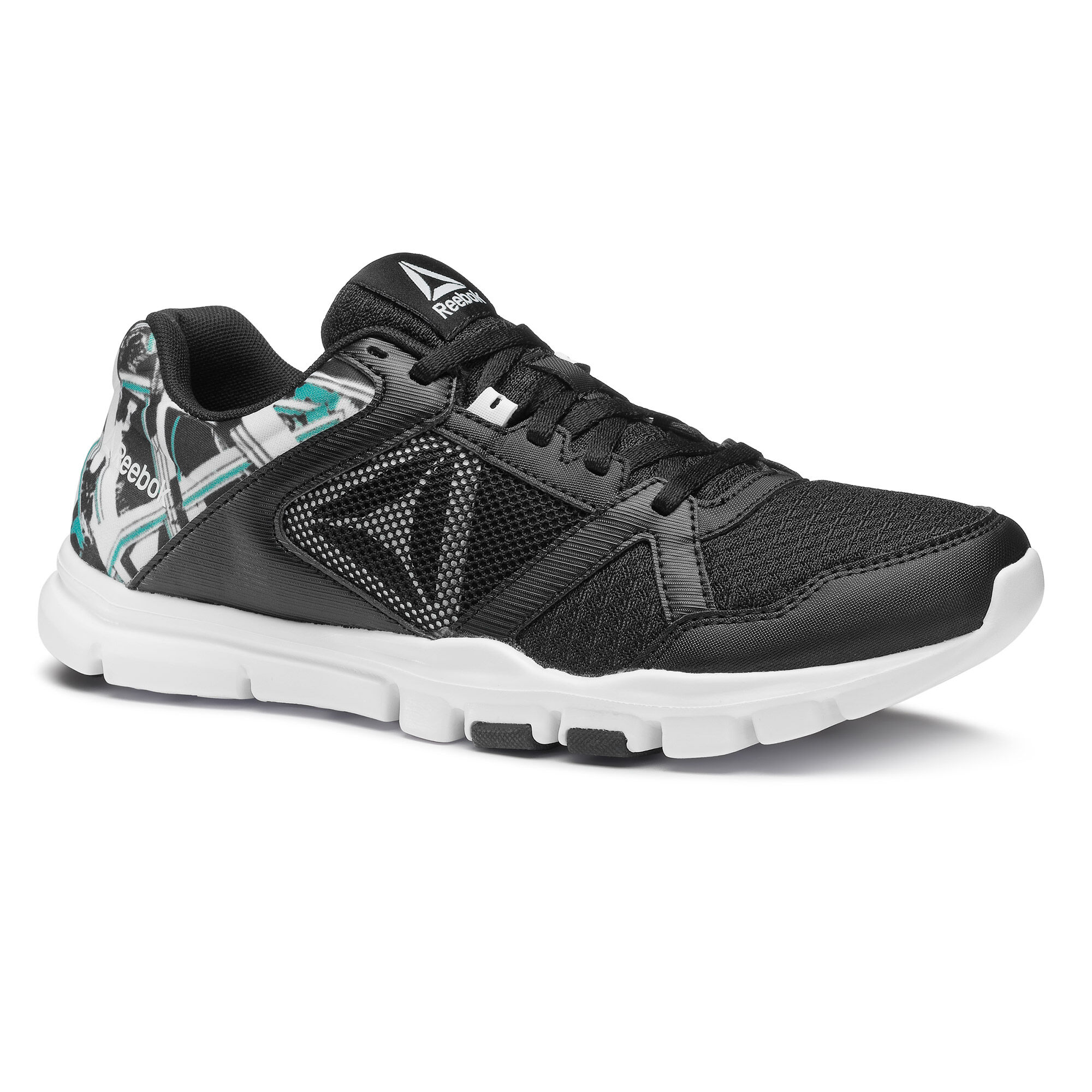 Reebok - Yourflex Trainette - Color: Negro - Size: 38.5 RaOB0