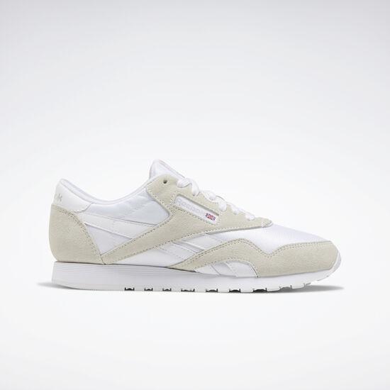 Reebok - Classic Nylon White/Light Grey 6394