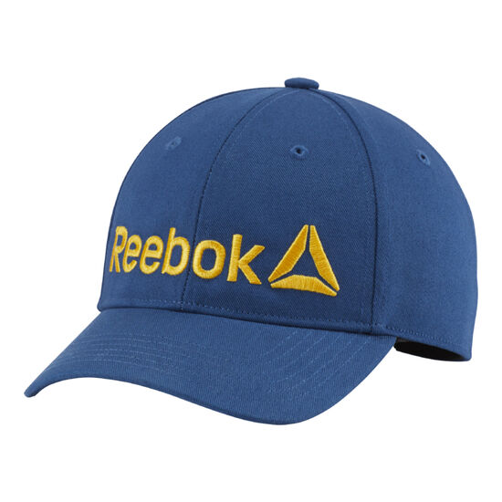 Reebok - Kids Logo Cap Bunker Blue / Fierce Gold DA1250
