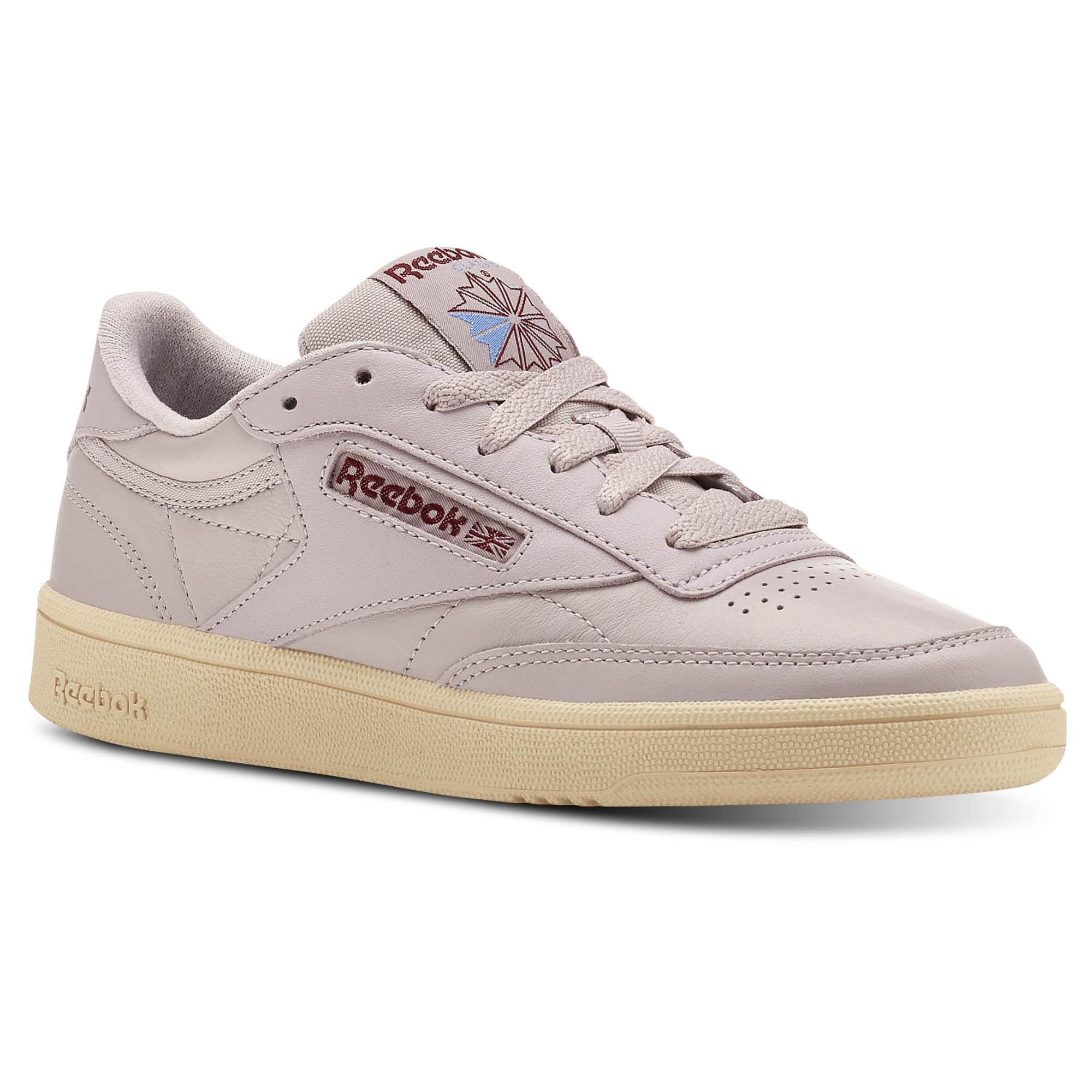 Schuhe Reebok - Club C 85 CN5658 Mid/Opal qP8GY2pr