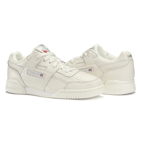 Reebok - Workout Plus Vintage Chalk/Metallic Silver CN4112