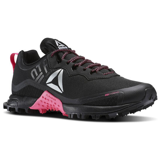 Reebok - All Terrain Craze Black/Solar Pink/Silver BS8650