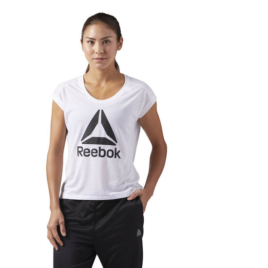 Reebok - Workout Ready Supremium 2.0 Tee White CE1175