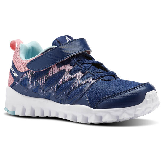 Reebok - RealFlex Train 4.0ALT Washed Blue/Blue Lagoon/Squad Pink/White CN0101