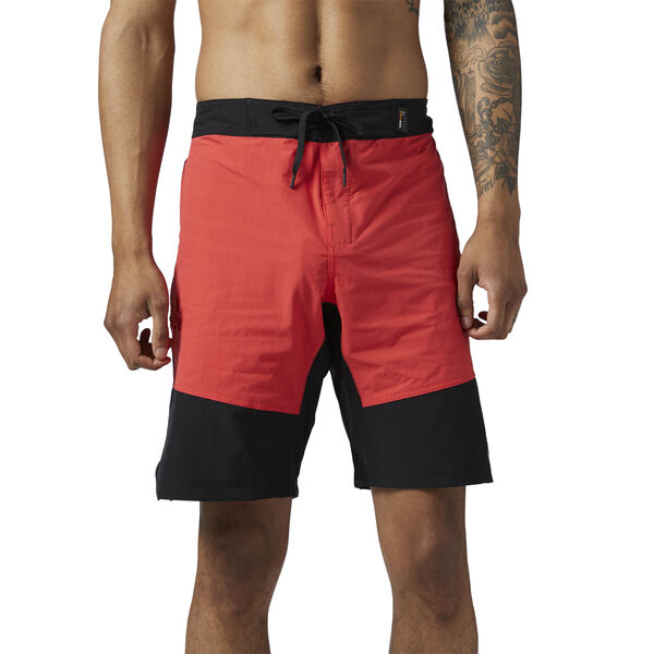 Epic Endure Short Red BR4859
