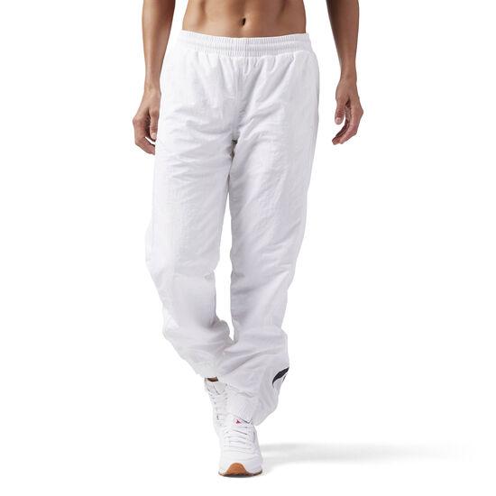Reebok - Woven Jogger Pants White CF3942