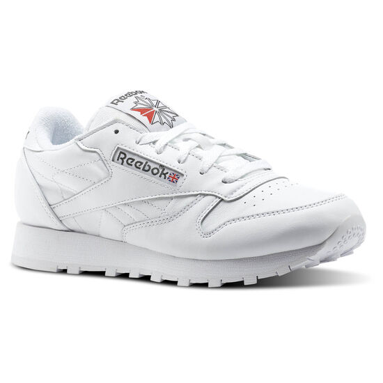 Reebok - Classic Leather White/Carbon/Red CN0908