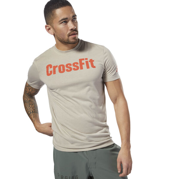 Reebok CrossFit Speedwick F.E.F. Graphic Tee White DH3708