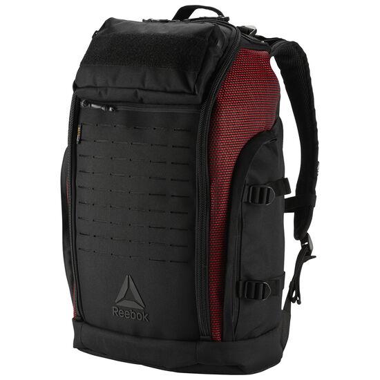Reebok - Reebok CrossFit Backpack Black/Primal Red CD7259