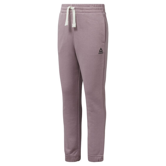 Reebok - Girls Training Essentials French Terry Pant Infused Lilac DM5547