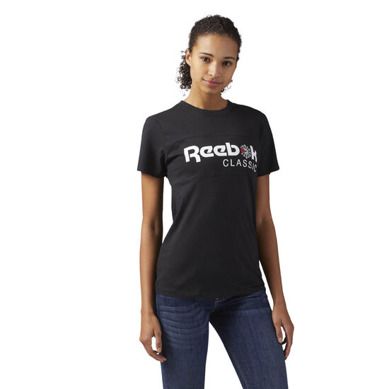 Reebok - Reebok Classics Tee Black CD8247