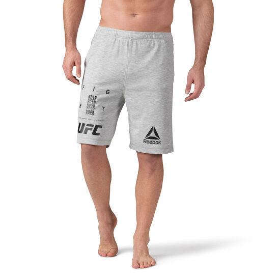 Reebok - UFC Fan Gear Shorts Medium Grey Heather CD5407