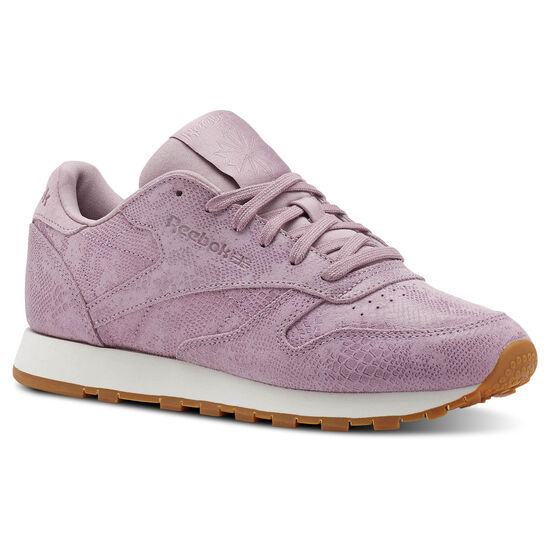 Reebok - Classic Leather Exotics-Infused Lilac/Chalk CN4023