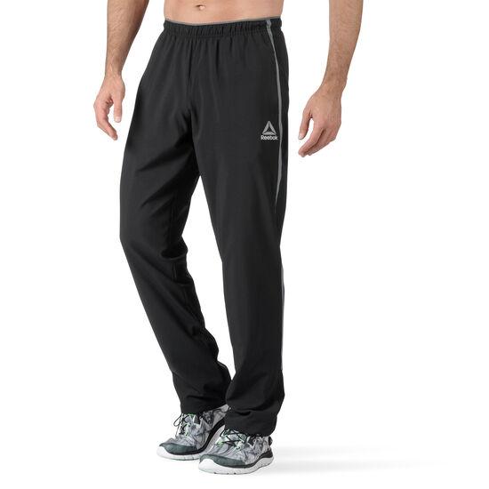 Reebok - Workout Ready Woven Pants Black BK3090