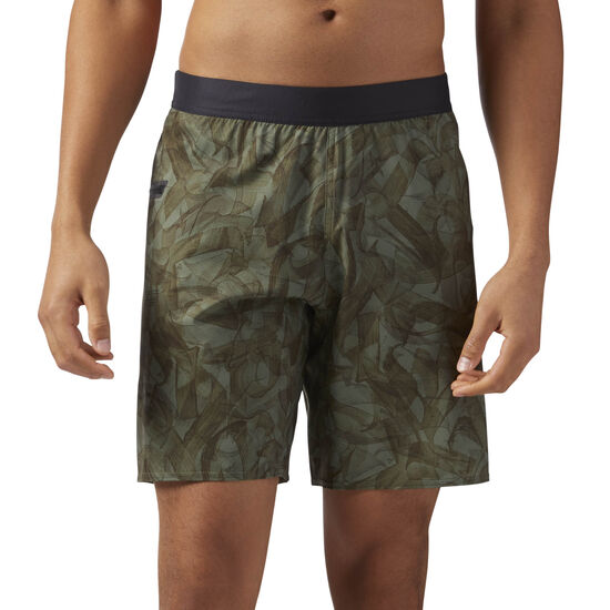 Reebok - Reebok CrossFit Speed Shorts Army Green CD4472