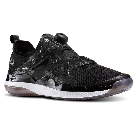 Reebok - Pump Fusion 2.0 Black/White AQ9913