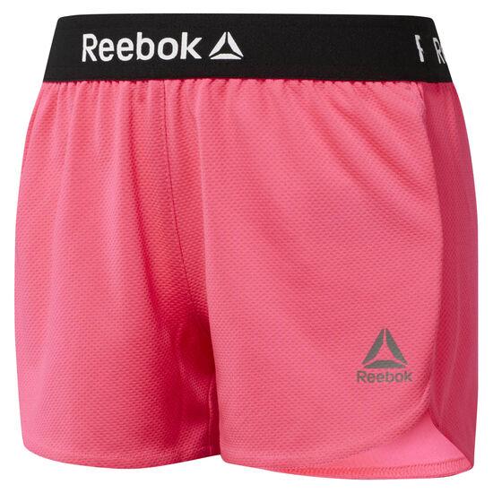 Reebok - Girl's Workout Ready Shorts Acid Pink CG0306