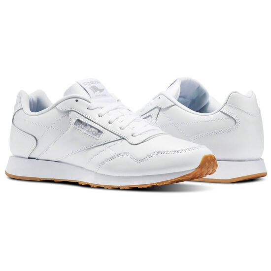 Reebok - Royal Glide LX White/Steel/Gum BS7992