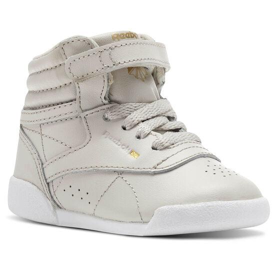 Reebok - Freestyle HI Muted Sandstone/White CN1610