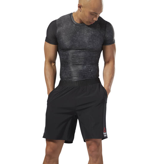 Reebok - Reebok CrossFit Speed Shorts - Games Black DM3984