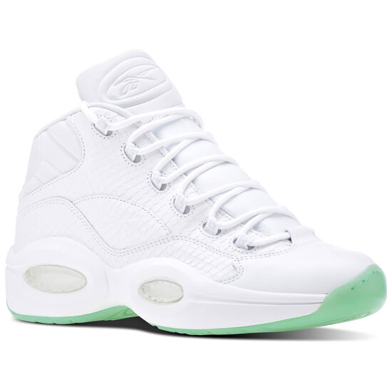Reebok - Reebok Question Mid EE White/Mint Glow CM9417