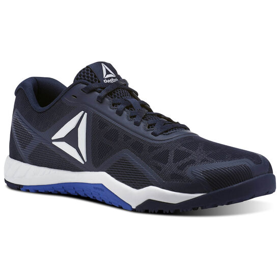 Reebok - ROS Workout TR 2.0 Collegiate Navy/White/Acid Blue CN0968