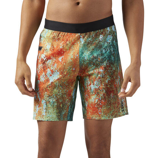 Reebok - Reebok CrossFit Speed Shorts Multicolor/Turquoise CD4471