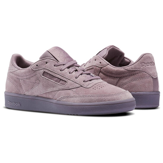 Reebok - Club C 85 Lace Smoky Orchid/White BS6529