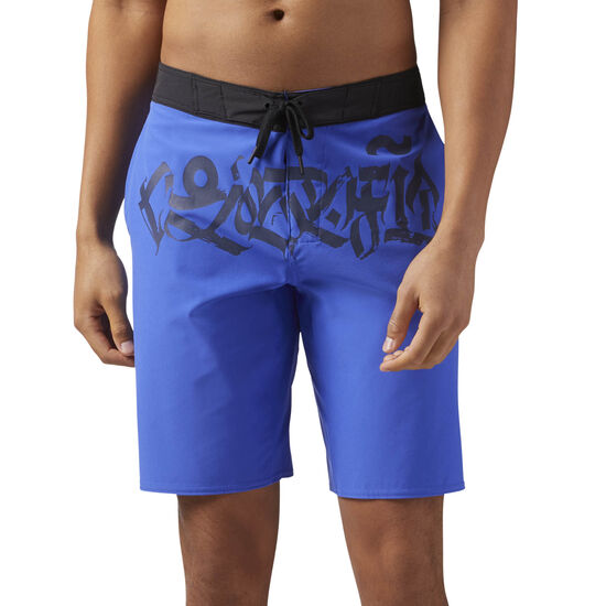 Reebok - Reebok CrossFit Super Nasty Shorts Acid Blue CD7623