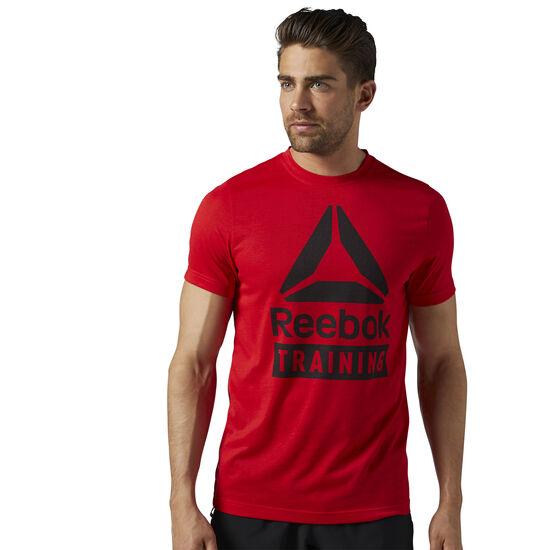Reebok - Training Speedwick Tee Primal Red BR5559