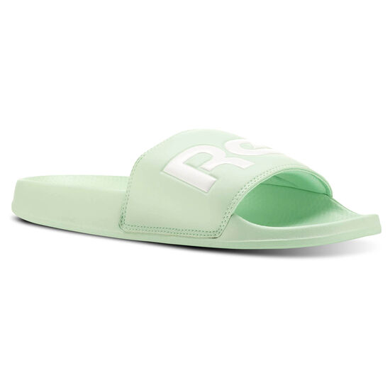 Reebok - Reebok Classic Slide Splt-Digital Green/White CN4189