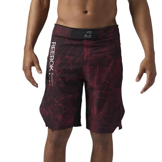 Reebok - Reebok Combat Prime MMA Shorts Burnt Sienna BQ5715